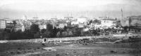 Άποψη της πόλης από τα ανατολικά τείχη