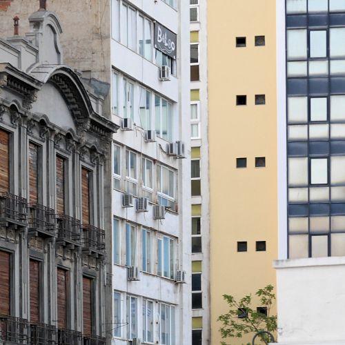 Κτίρια παλιότερα-νεότερα